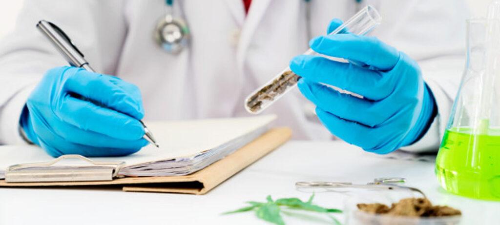 Tratamiento con cannabis medicinal en menores de edad.